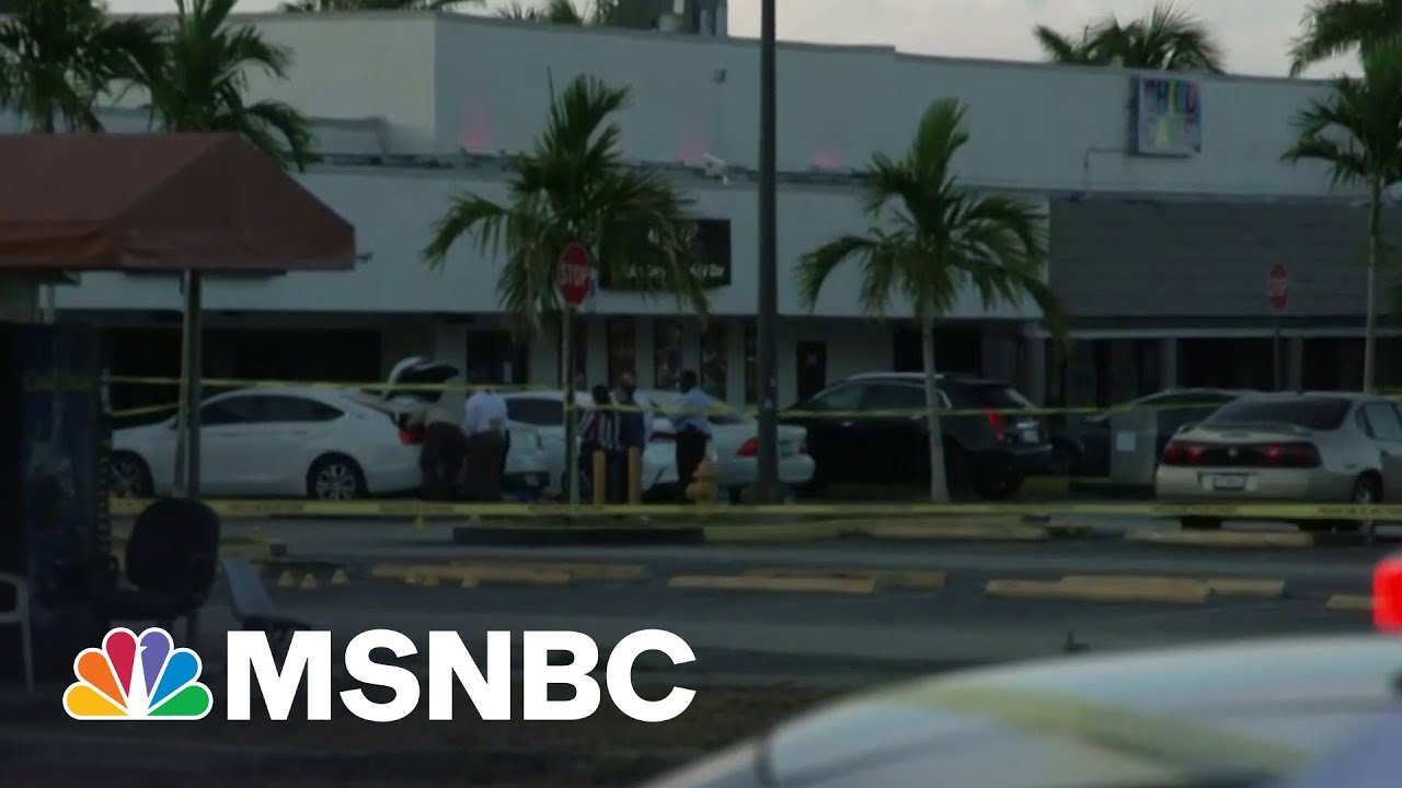 Two Dead, Over 20 Injured in Miami Mass Shooting 6
