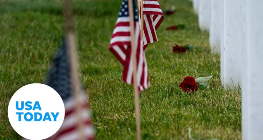 President Biden delivers remarks on Memorial Day | USA TODAY 1