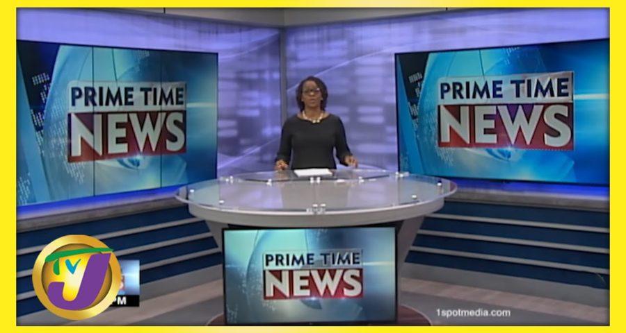Jamaican News Headlines | TVJ News - May 28 2021 6