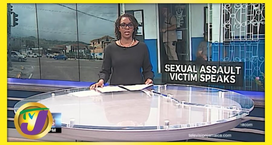 Alleged Sex Abuse Victim Speaks Out | TVJ News - May 28 2021 3