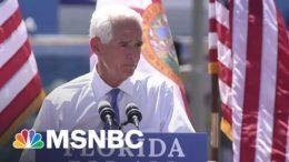 Florida Rep. Charlie Crist Announces Run For Governor | Craig Melvin | MSNBC 3