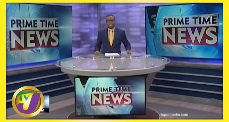 Jamaican News Headlines   TVJ News - May 29 2021 1