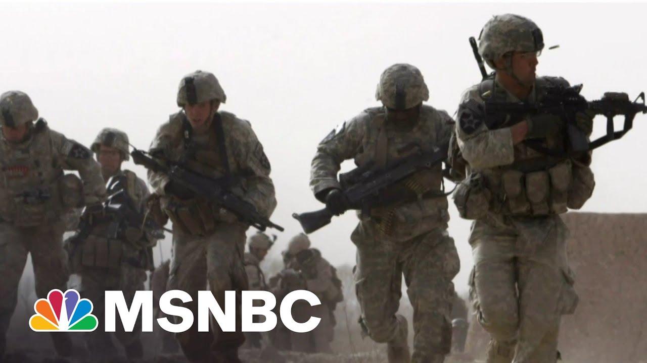 Richard Engel: 'Profound' Fear Of Civil War Inside Afghanistan After U.S. Troops Depart | MSNBC 1