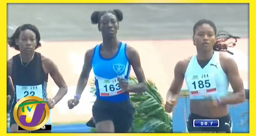 800m Athlete Simoya Campbell-Johnson - May 30 2021 4