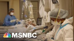 India Frontline Doctor: Covid Crisis 'Like Being Hit By A Massive Earthquake' | MTP Daily | MSNBC 8