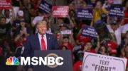Republican Base Backs Trump As He Spreads Election Falsehoods | MTP Daily | MSNBC 5