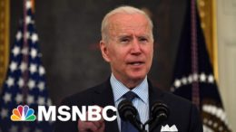 Biden Announces Goal For 70% Of Adults To Have At Least One Covid Shot By July 4 | MSNBC 3