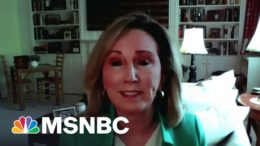 Fmr. GOP Rep. Comstock Slams Own Party Over Attempts To Oust Liz Cheney From Leadership | MSNBC 9