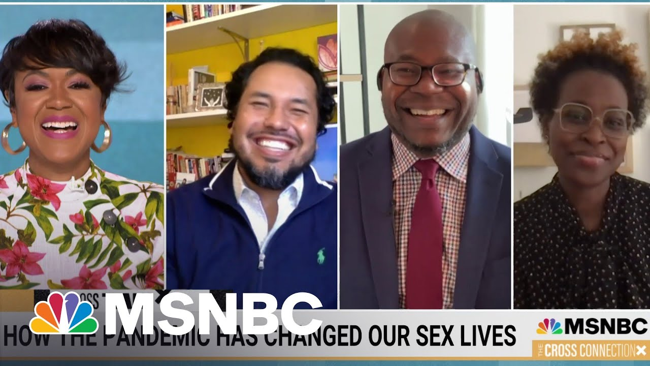 Study Shows Americans Having 40% Less Sex During Pandemic   MSNBC 1