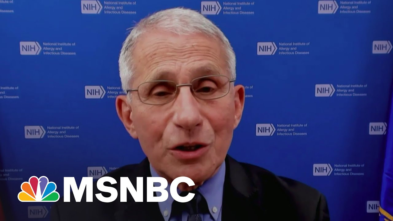 Fauci's Message To Those Hesitant To Get The Vaccine: The Common Enemy Is The virus, Not Each Other 1