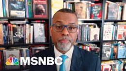 Eddie Glaude: There Is A 'Direct Line' Between January 6th And New Voter Suppression Laws | MSNBC 8