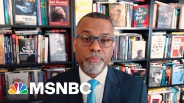 Eddie Glaude: There Is A 'Direct Line' Between January 6th And New Voter Suppression Laws | MSNBC 6