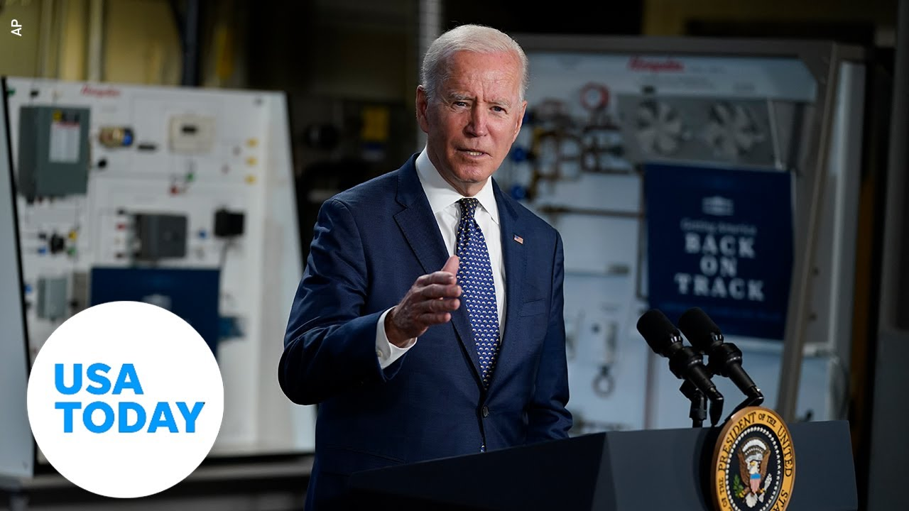President Joe Biden announces new goal for vaccinations in US | USA TODAY 1