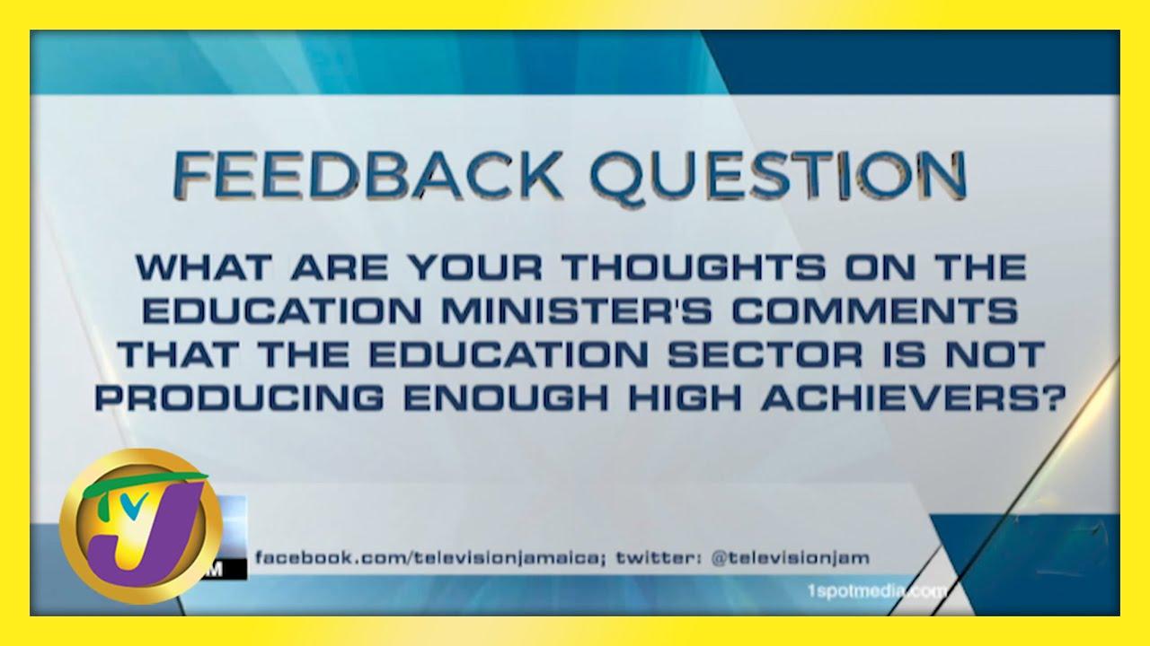 Feedback Question | TVJ News - May 3 2021 1