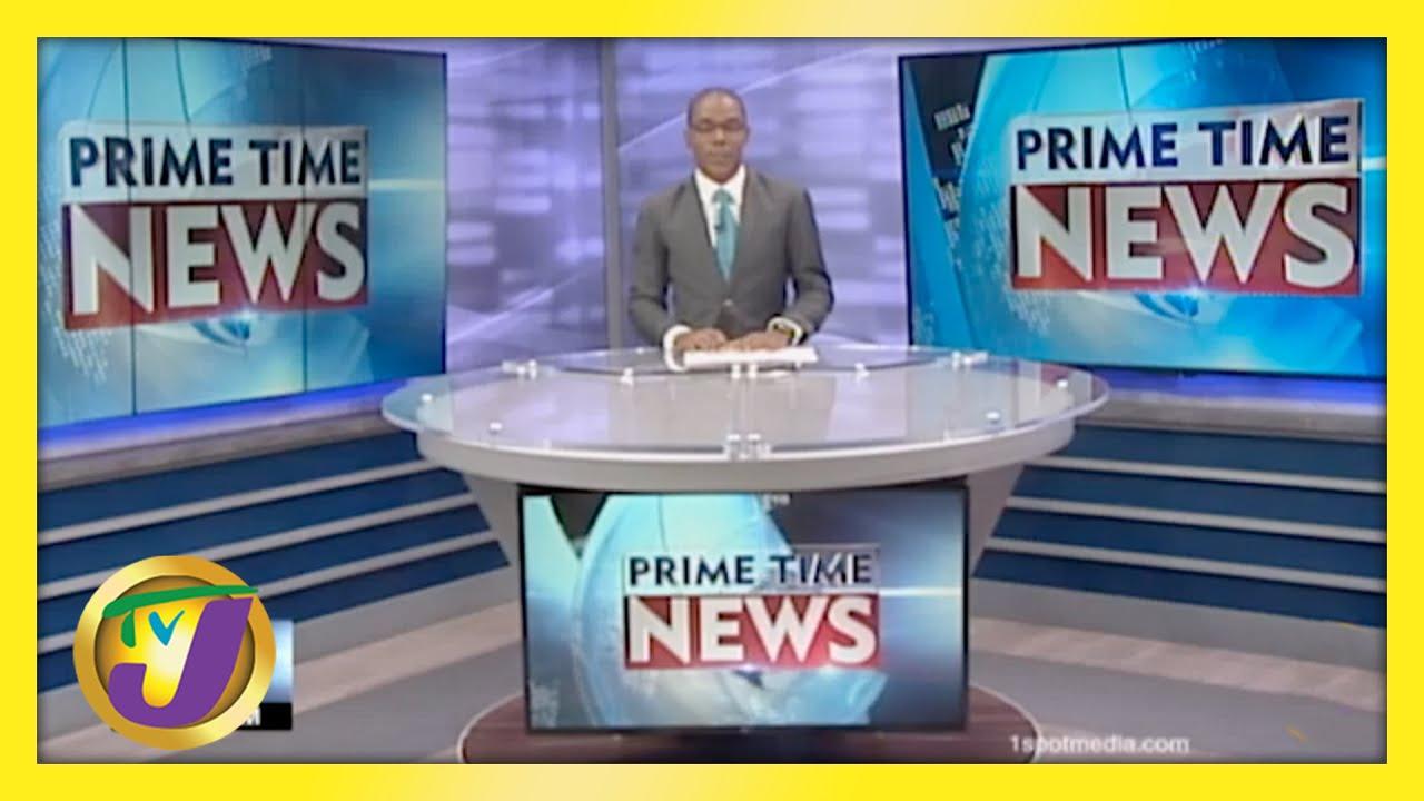 Jamaican News Headlines | TVJ News - May 3 2021 1