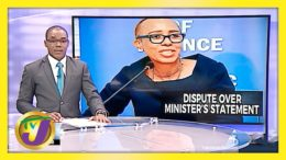 Minister's Comments Annoy Teachers | TVJ News - May 3 2021 1