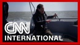 CNN goes aboard Ukrainian patrol boat challenging Russian navy 3