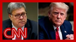 Judge orders Bill Barr's secret Trump memo to be released 5