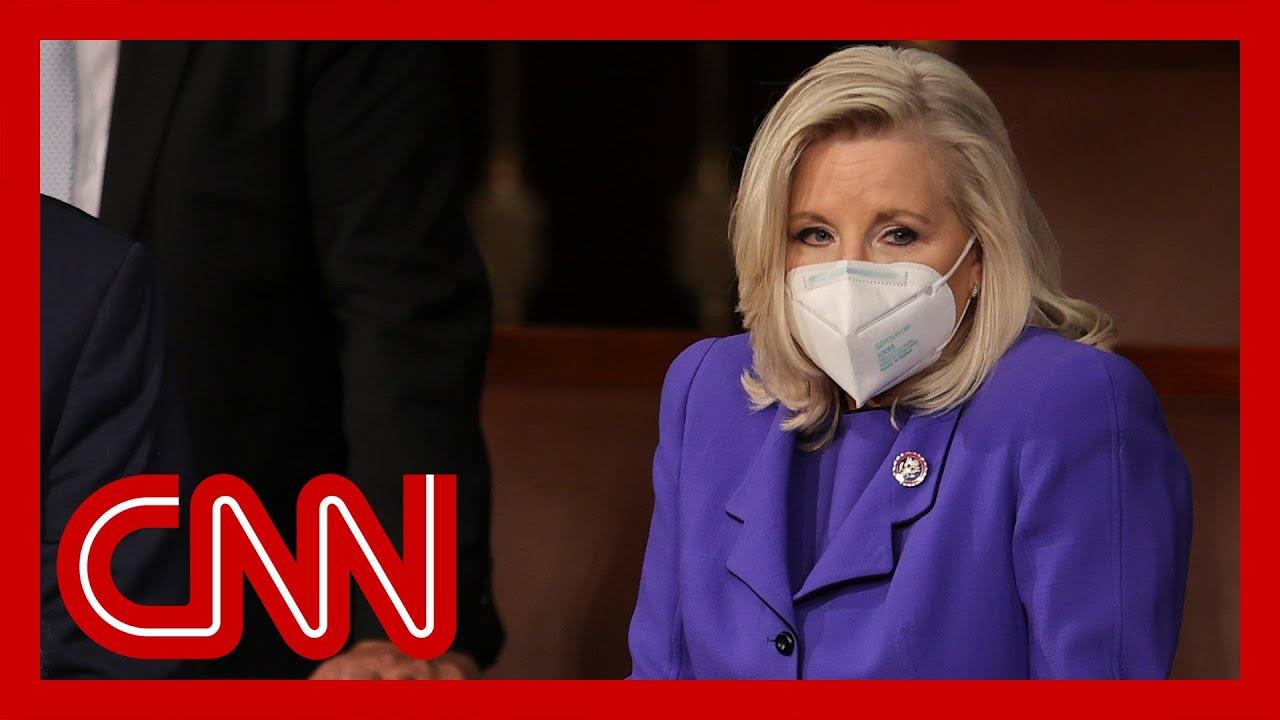 Liz Cheney fires back in new op-ed 1
