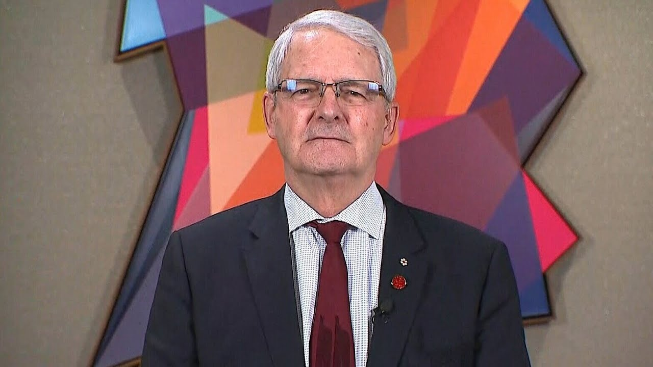 Garneau faces questions over travel to G7 meeting in U.K. 1