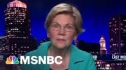 Sen. Warren On The Loss Of Her Oldest Brother To Covid-19 | The Last Word | MSNBC 2