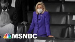 Liz Cheney May Lose GOP Leadership Role For Refusing To Lie | The 11th Hour | MSNBC 4