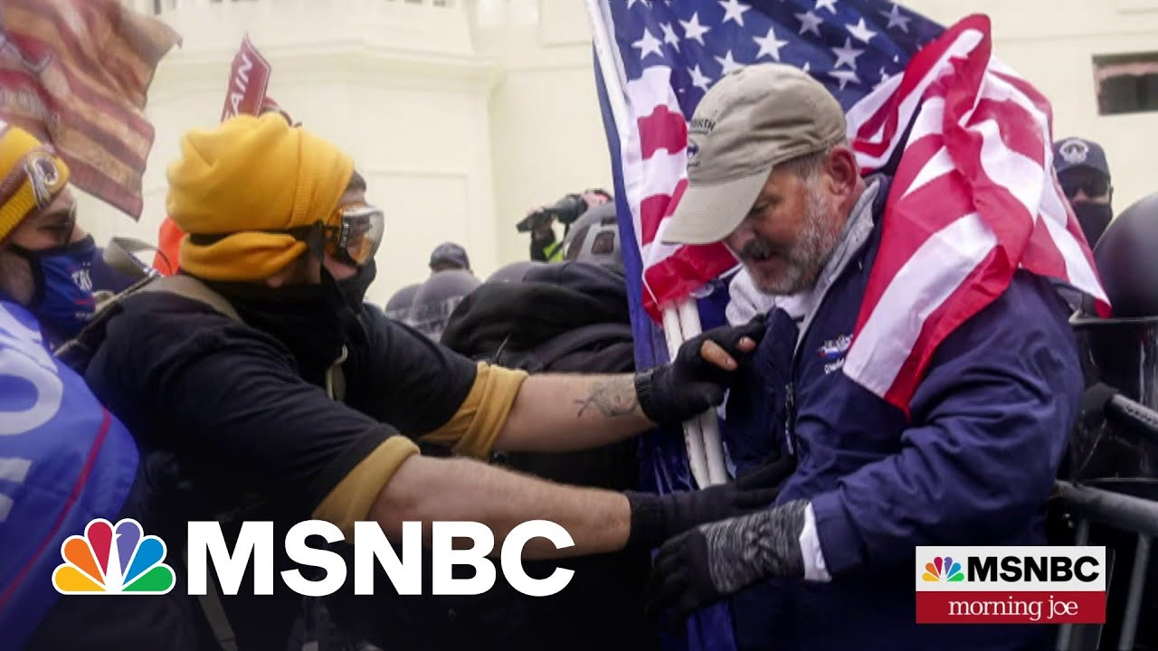 Rep. Liz Cheney Stands Her Ground, Refuses To Repeat 2020 Lie Or Whitewash January 6 Riot   MSNBC 1