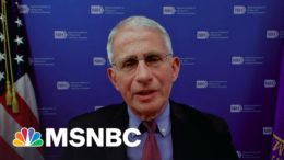 'Of Course They've Politicized Me': Dr. Fauci On Why He Soldiers On Despite Being Ostracized | MSNBC 2