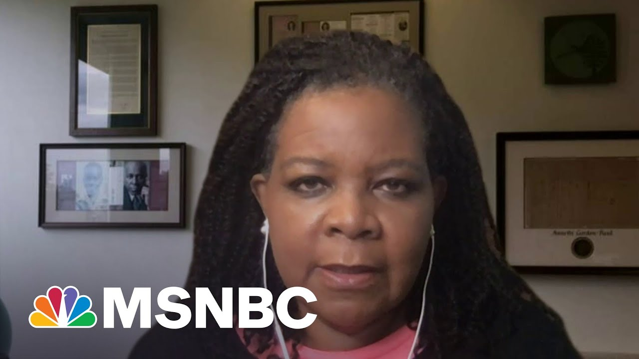 Author Annette Gordon-Reed On The Violence That Came After Slavery | Morning Joe | MSNBC 1
