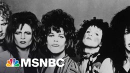 New York Dolls, LL Cool J And More Are Rock & Roll Hall of Fame Nominees | Morning Joe | MSNBC 3
