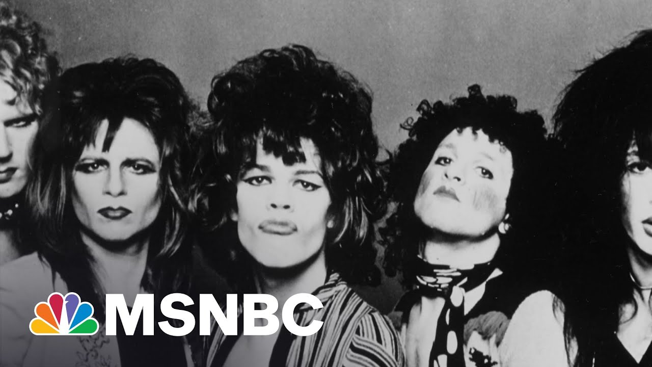 New York Dolls, LL Cool J And More Are Rock & Roll Hall of Fame Nominees   Morning Joe   MSNBC 1