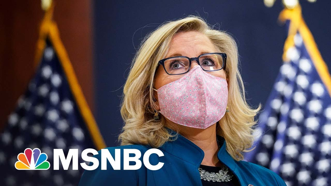 Michael Steele: Liz Cheney Will Be The Tip Of The Spear That Will Be The GOP's Undoing   Morning Joe 9