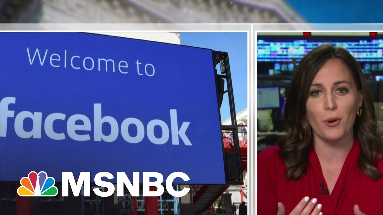 Facebook's Decision To Uphold Trump Ban 'Not A Total Shock' To Trump Team: Hallie Jackson | MSNBC 5