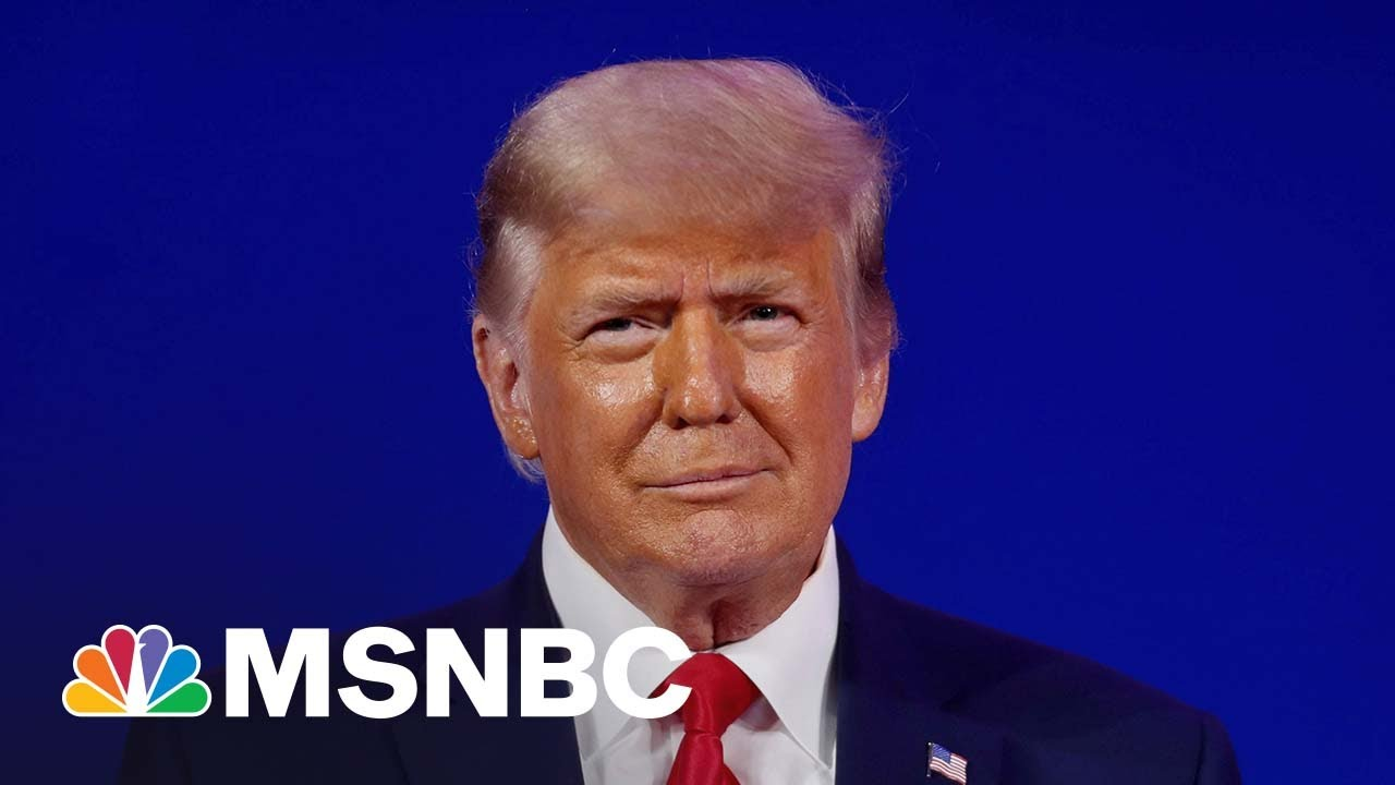 Facebook Decision To Uphold Trump Ban Protected By Section 230 | MTP Daily | MSNBC 4
