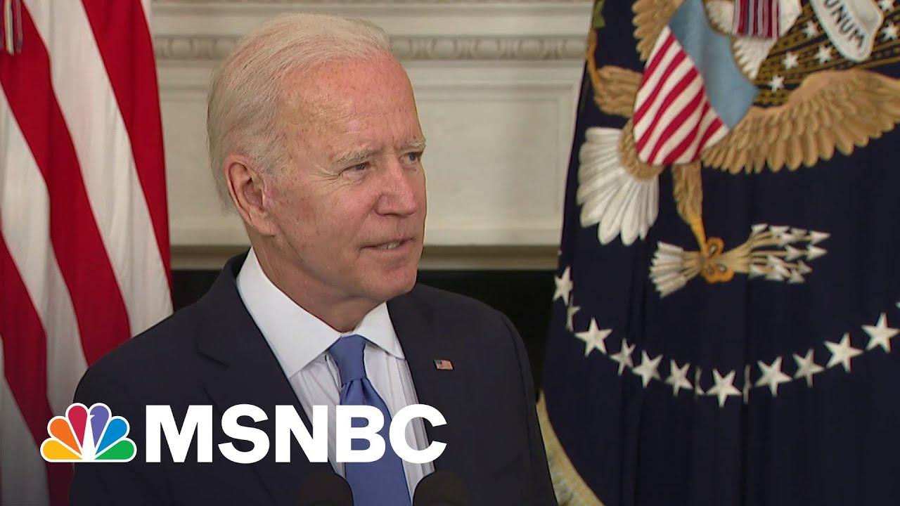 Biden: Republicans Are In The Middle Of A 'Mini-Revolution' | MSNBC 7