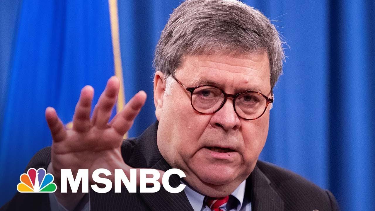 Judge Orders DOJ To Release Trump Obstruction Memo | MSNBC 3