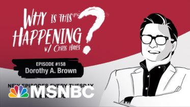 Chris Hayes Podcast With Dorothy A. Brown | Why Is This Happening? - Ep 158 | MSNBC 6