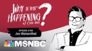 Chris Hayes Podcast With Joe Weisenthal | Why Is This Happening? - Ep 159 | MSNBC 4