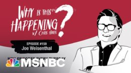 Chris Hayes Podcast With Joe Weisenthal | Why Is This Happening? - Ep 159 | MSNBC 8