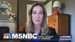 Rep. Mikie Sherill On Military Management Of Sexual Assault Cases | MSNBC 4