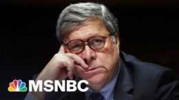 Judge Details What Daniel Goldman Calls 'Unfathomable Conduct' From Former AG Barr | MSNBC 1