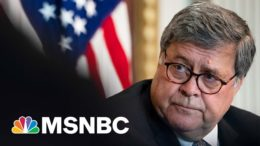 Neal Katyal Thinks Bill Barr Should Start Thinking About Retaining Legal Counsel | MSNBC 9