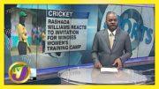 Rashada Williams Joins Windies Women's Training Camp - May 4 2021 6