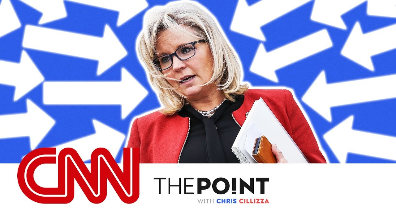 The *real* reason Republicans want to get rid of Liz Cheney 1