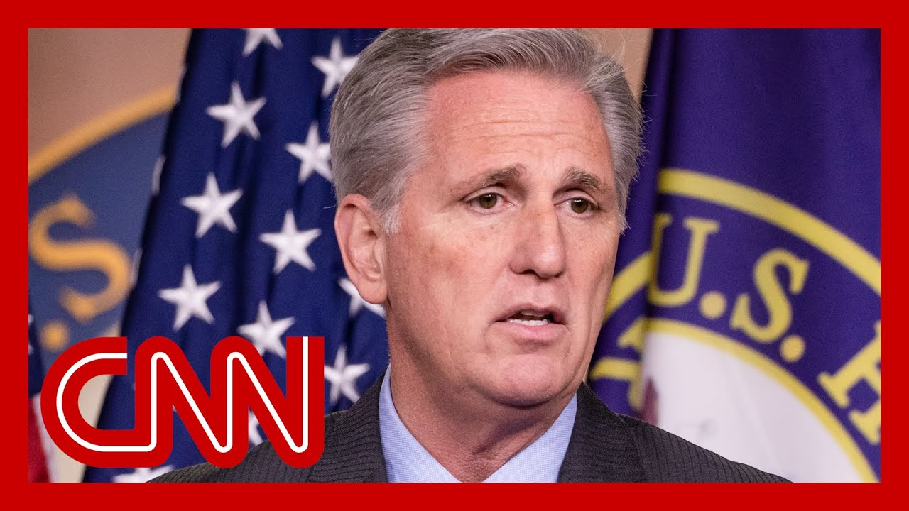 Why McCarthy is worried about testifying on Trump phone call 1