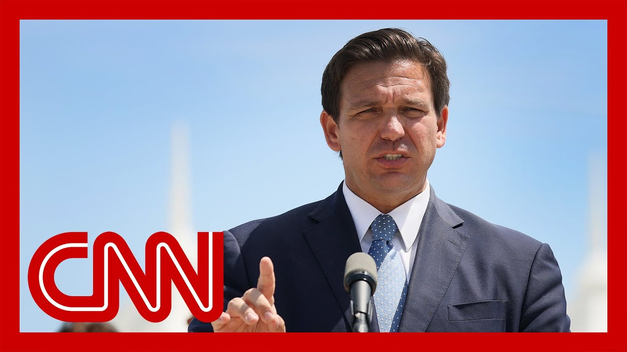 DeSantis shuts out reporters, signs law with voting restrictions 1