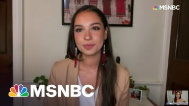 First Member Of Aquinnah Wampanoag Tribe To Attend Harvard Law | The Last Word | MSNBC 6