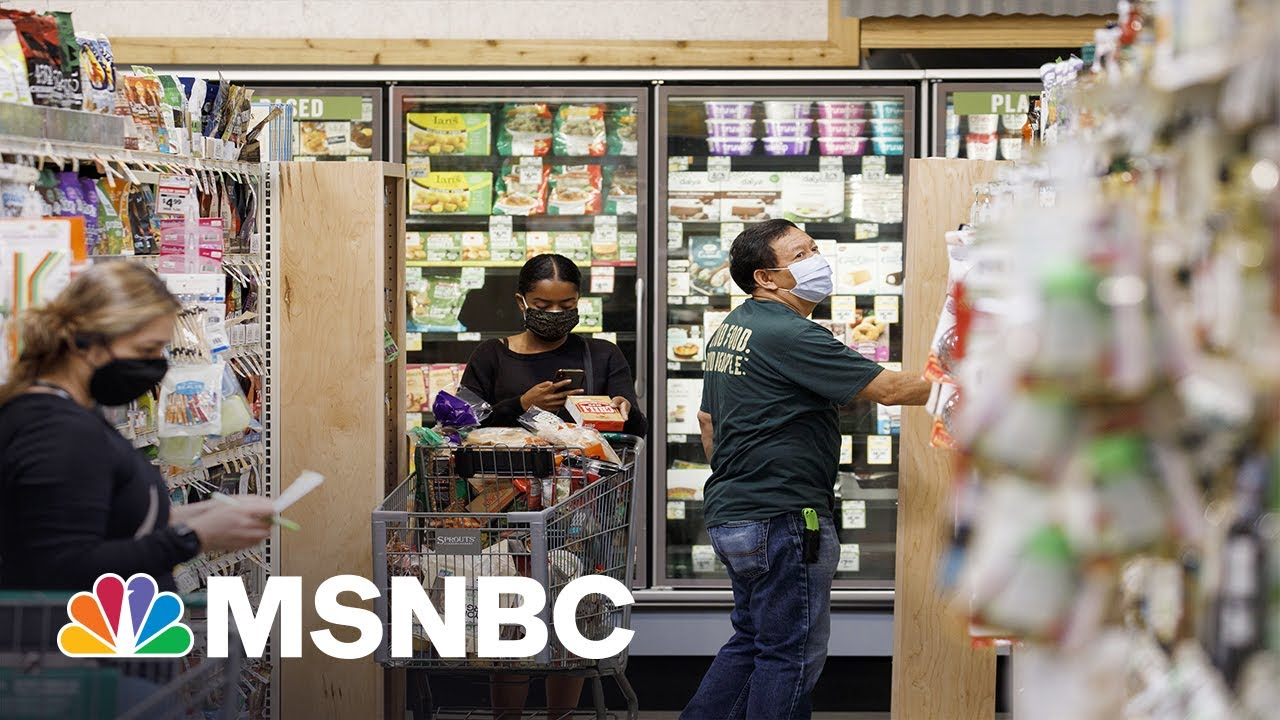 Breaking Down The New CDC Mask Guidelines | MSNBC 1