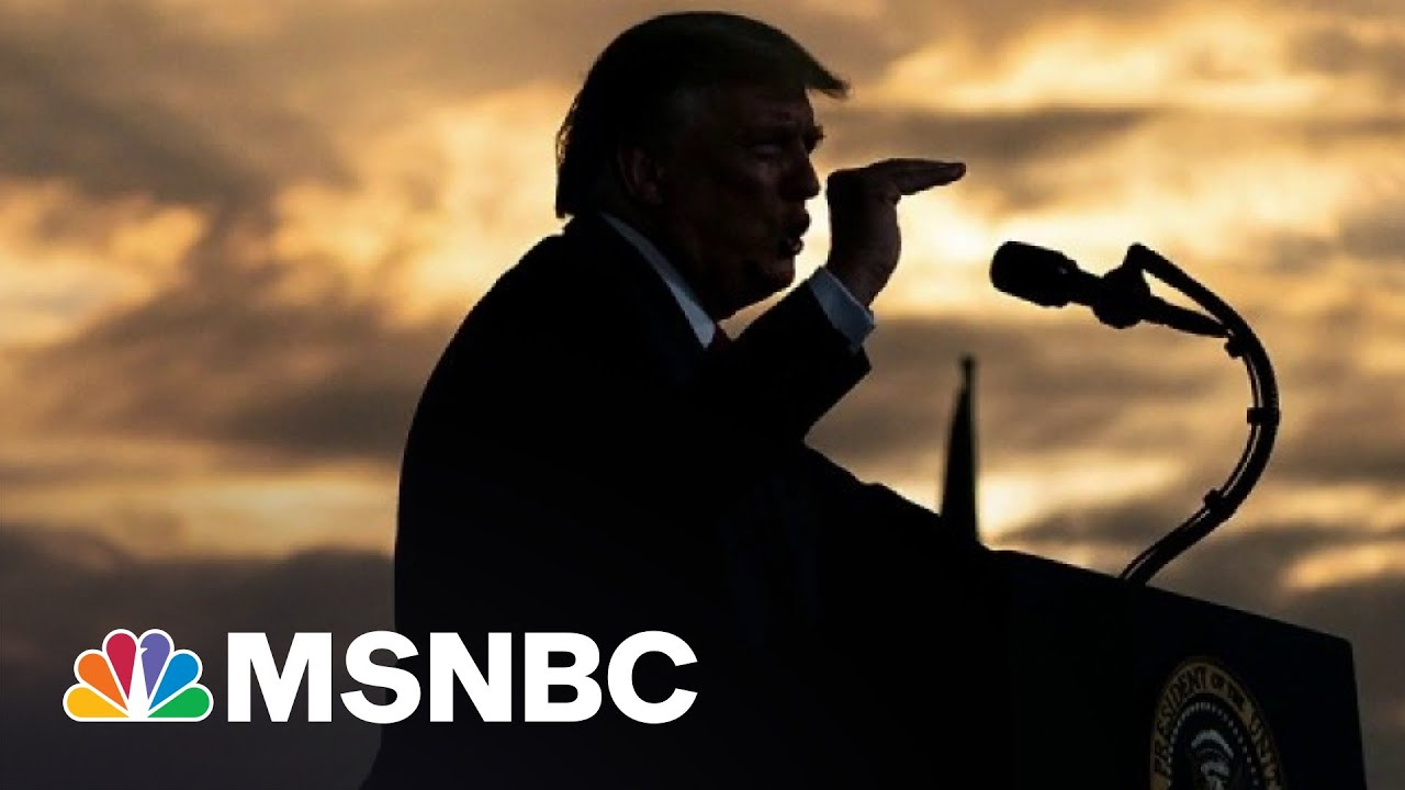 Trump Says Facebook Ban Attacks Free Speech, But He's Wrong | The 11th Hour | MSNBC 2