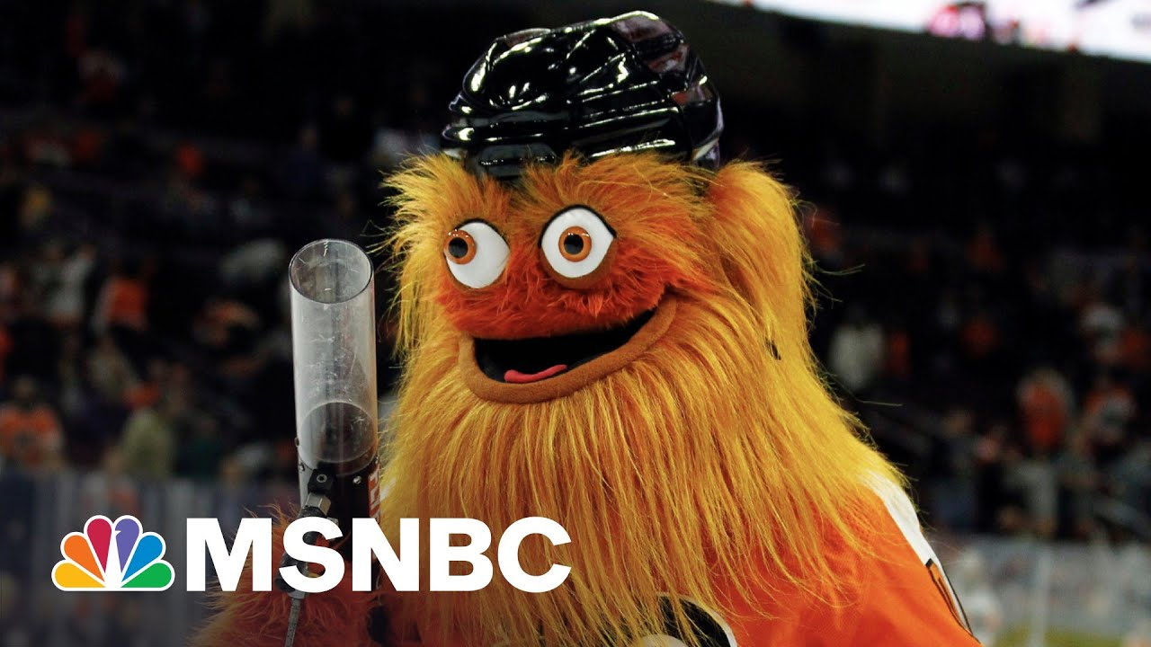 Biden: Philly Sports Fans 'Most Informed And Most Obnoxious' | The 11th Hour | MSNBC 1